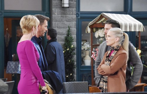 Days of Our Lives Spoilers: Wednesday, February 21 – Claire Learns Too Much – Maggie's Shocker – Brady Punishes Eric
