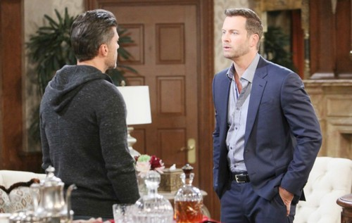 Days of Our Lives Spoilers: Brady and Eric Face Each Other Again In Anger – Another Violent Fight?