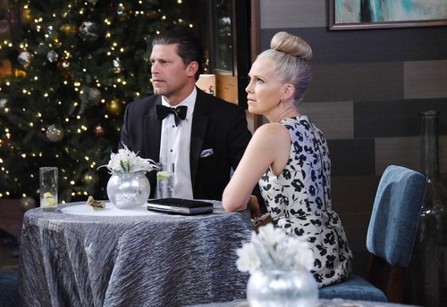 Days of Our Lives Spoilers: Vivian and Stefan Crash the New Year's Eve Bash – Drunk Ciara Acts Out – Startling Midnight Kisses