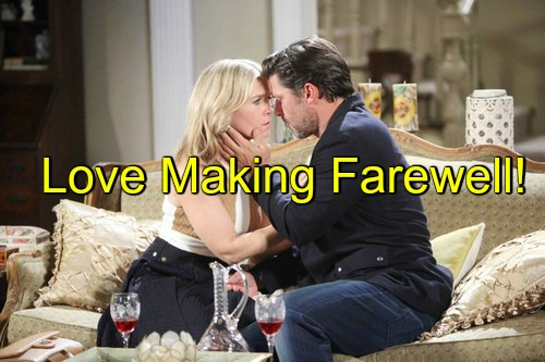 Days of Our Lives (DOOL) Spoilers: Eric Makes Love with Jennifer, Prison Sentence Looms – Marlena's Heartbreak