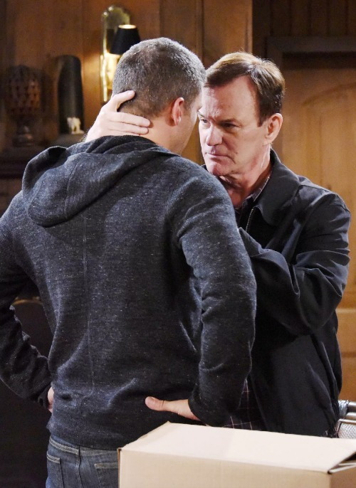 Days of Our Lives Spoilers: Brady Catches Nicole In A Lie, Goes Wild With Jealousy – Eric Battles Feelings Of Love