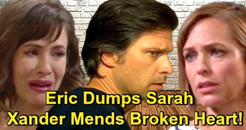 Days of Our Lives Spoilers: Eric Chooses Nicole, Devastates Sarah – Dangerous Xander Mends Sarah's Broken, Bitter Heart
