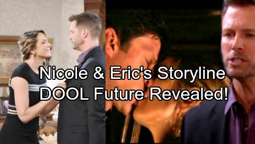 Days of Our Lives Spoilers: Nicole and Eric's DOOL Future Revealed - Shocking Twist Before Arianne Zucker's Exit