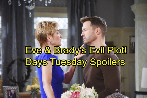 Days of Our Lives Spoilers: Tuesday, January 23 - Sonny Gets Shocking Info – Roman's Murder Meddling - John Poisons Steve's Drink
