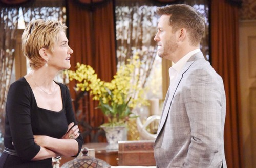 Days of Our Lives Spoilers: Eve's Shocking Second Bombshell - Victor Orders Brady to Destroy Her