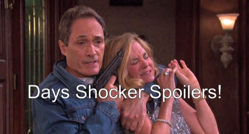 'Days of Our Lives' Spoilers: Wedding Day Doom Awaits, Theresa and Eve Face Total Terror - Who Dies?