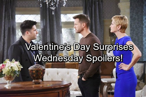 Days of Our Lives Spoilers: Wednesday, February 14 – Big Romantic Surprises – Eric's Shocking Discovery – Eve Rescues Brady