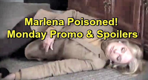 Days of Our Lives Spoilers: Monday, March 11 – Marlena Eats The Cookie, Falls for Deadly Diana Trap – Haley Arrested