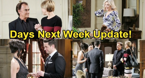 Days of Our Lives Spoilers: Week of July 29 Update – Marriage Mayhem, Stunning Secrets and Desperate Destruction