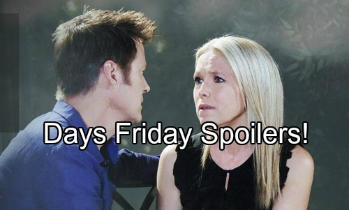 Days of Our Lives' Spoilers: Justin's Mistake Destroys Him – Jack