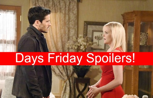 Days of Our Lives (DOOL) Spoilers: Abigail's Big Dreams for Future with Chad – Philip Betrays Victor to Protect Dark Secret