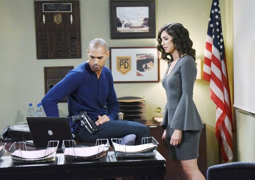 Days of Our Lives Spoilers: Next 2 Weeks - Billie Comes to John's Rescue – Gabi Framed for Murder – Eric and Jennifer's Hot Night
