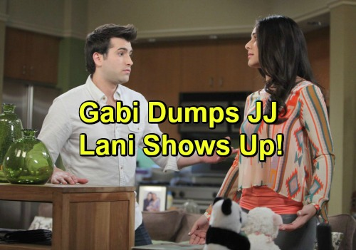 'Days of Our Lives' Spoilers: Gabi Dumps JJ Over Abigail Deception – Lani Shakes Things Up with Cheating Bombshell