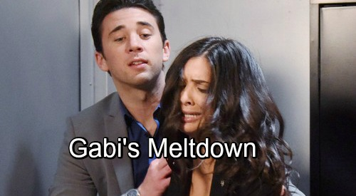 Days of Our Lives Spoilers: Gabi Melts Down - Furious That Abigail Outsmarted Her