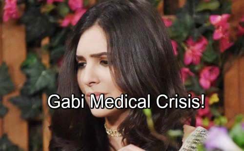 Days of Our Lives Spoilers: Maggie Rushes Gabi to the Hospital – Medical Crisis Causes Shocking Chain Reaction
