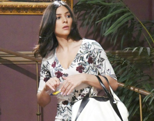 Days of Our Lives Spoilers: Sneaky Gabi Scores Stefan's DNA Sample, Plots a Shocker – Grateful Abigail Gets Stabbed in the Back
