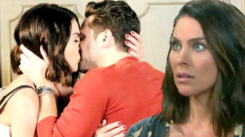 Days of Our Lives Spoilers: Stefan Struggles To Hide Gabi Obsession From Chloe, But Fails