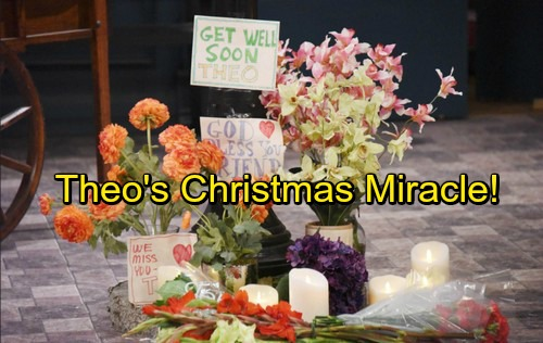Days of Our Lives Spoilers: Desperate Chad and Kate Recruit Specialist for Theo – DOOL Delivers Christmas Miracle
