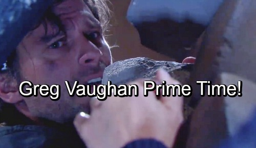 Days of Our Lives Spoilers: Greg Vaughan's Exciting New Primetime Role