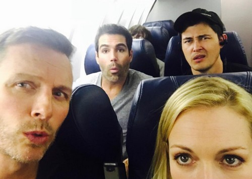 Days of Our Lives Spoilers: DOOL Cast Experiences Terrifying Airplane Drama and Smoke-Filled Cabin