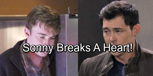Days of Our Lives Spoilers: Sonny Chooses Between Paul and Will – Breaks One Heart and Begins an Uncertain Future