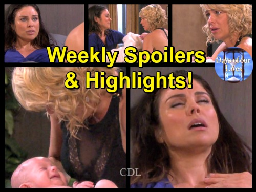 'Days of Our Lives' Spoilers: Week of December 19 – Old Wounds, New Beginnings and Christmas Surprises