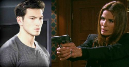 Days of Our Lives Spoilers: Friday, October 6 - Marlena Grills Ben – Sonny Battles Brady For Titan