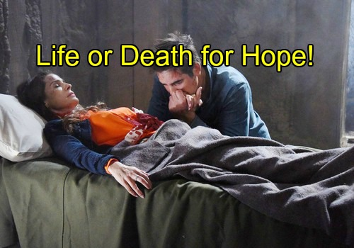 'Days of Our Lives' Spoilers: Hope's Life Hangs in the Balance – Rafe Passes Out from Pain, Grim Nightmare Prompts Bold Move