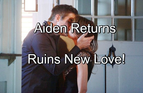 Days of Our Lives (DOOL) Spoilers: Hope Declares Love for Rafe, Aiden Returns with Shocking Story – Love Triangle Heats Up