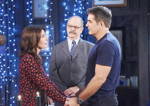 Days of Our Lives Spoilers: Friday, March 2 – Panicked Ciara Fails to Stop Claire's Plan – Hope and Rafe's Wedding Nightmare