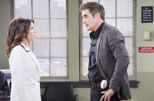 Days of Our Lives Spoilers: Gabi Begs Rafe To Make Eli His Partner - Shady Sheila Shocker Snares Eli