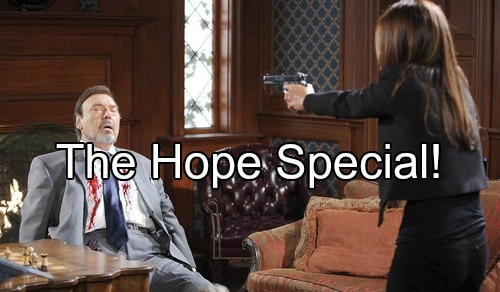 Days of Our Lives (DOOL) Spoilers: Hope's Special Features Bo, Stefano and Larry Plus NEW Actor – Past Affects Hope's Future