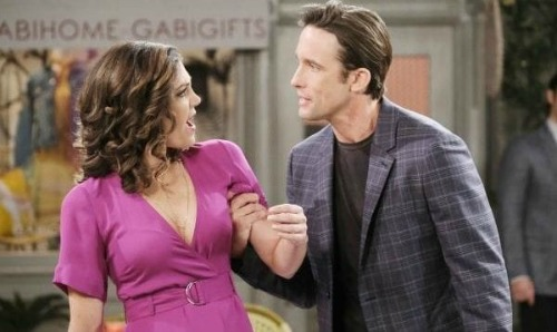 Days of Our Lives Spoilers: Wednesday, September 16 – Allie Returns – Eric Exit Begins – Xander's Jan Plan – John Nasty Outburst