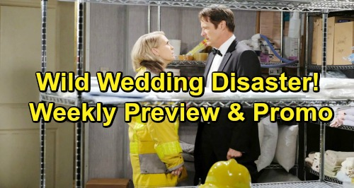 Days of Our Lives Spoilers: Week of April 8 Preview – Amazing Wedding Disasters and Ben's Adorable Nephew
