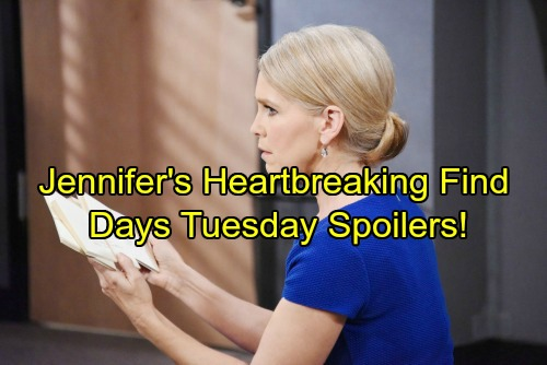 Days of Our Lives Spoilers: Tuesday, June 20 - Jennifer's Heartbreaking Discovery – Chloe's News Crushes Nicole