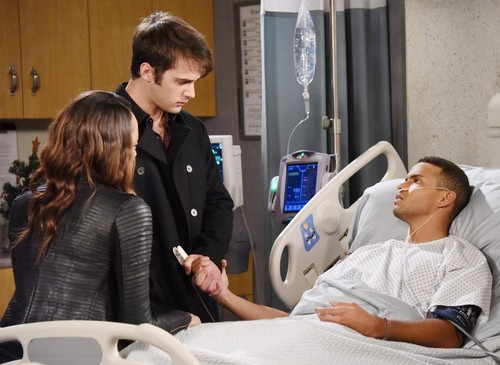 Days of Our Lives Spoilers for Next 2 Weeks: Chad Accuses Stefan of Sabotage – Rafe Faces Ciara's Revenge – Tripp Breaks Up a Brawl