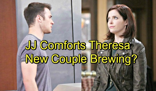 Days of Our Lives Spoilers: JJ Comforts Theresa After Brady's Rejection – Growing Bond Brings Big Surprises