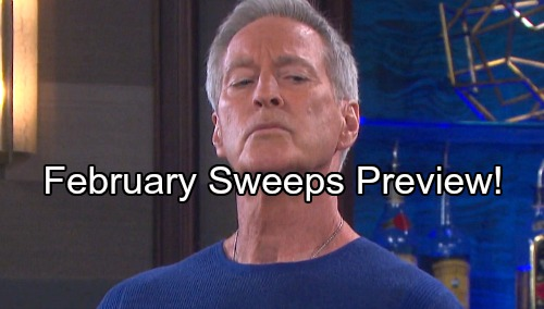 Days of Our Lives Spoilers: February Sweeps Preview – Exploding Secrets, Shocking Showdowns and Poisoning Madness