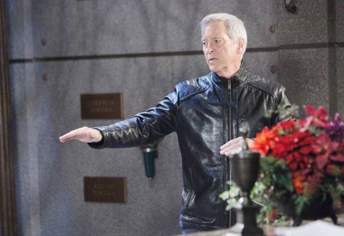 Days of Our Lives Spoilers: Friday, February 16 – Billie Saves John's Life – Steve's Shocker – Stefan's Puzzling Discovery