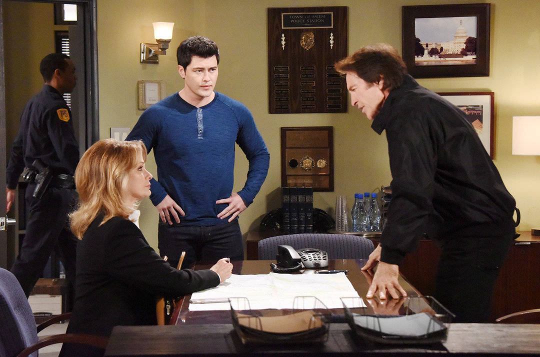 Days of Our Lives Spoilers: Clyde Shoots Down Abe, Chaos Erupts – Claire Hostage with Joey, Orpheus Plots Death and Destruction