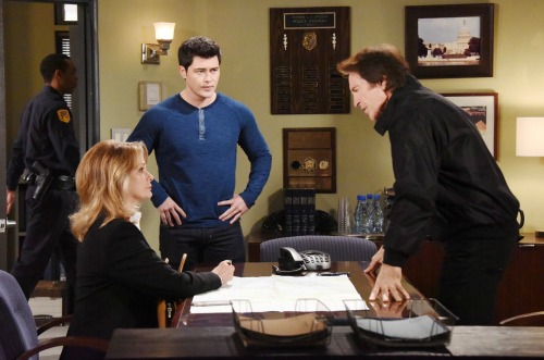 Days of Our Lives Spoilers: Orpheus Takes Claire Hostage – Brady and Sonny Get Sneaky – Chad and JJ Vie For Gabi