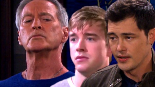 Days of Our Lives Spoilers Two Weeks Ahead: Tripp and Ciara Kidnapped, Love Blooms in Captivity