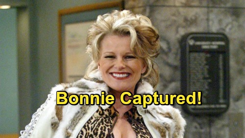 Days of Our Lives Spoilers: Bonnie Captured, Steve's Mission Accomplished – Adrienne Spars with Her Worst Foe