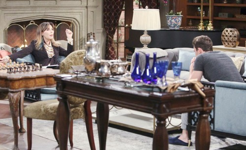 Days of Our Lives Spoilers: Thursday, October 26 - Eric and Brady's Violent Showdown – Kate and Chad's Shocking Discovery