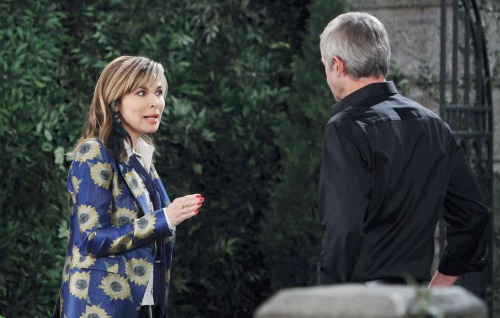 Days of Our Lives Spoilers: Wednesday, October 11 - Brady Dooms Eric and Nicole's Future – Clyde and Kate's Tense Showdown