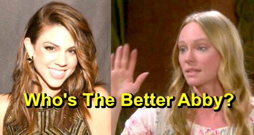 Days of Our Lives Spoilers: Who Is The Better Abigail Deveraux - Kate Mansi or Marci Miller?