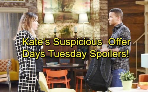 Days of Our Lives Spoilers: Eve's Bombshell Prompts Victor's Bold Move – Brady and Eric Spar – Gabi's Exciting Offer