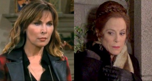Days of Our Lives Spoilers: Vivian's Stunning Exit – Kate's Violence Brings Horrible Outcome - Louise Sorel's Departure