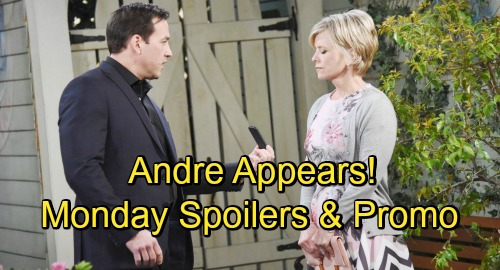 Days of Our Lives Spoilers: Monday, August 13 – Andre Appears to Kate – Chad's Perfect Dream – Steve Demands Answers from Kayla