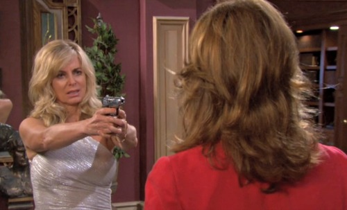 Days of Our Lives Spoilers: Eileen Davidson Not Playing Kristen or Susan? New Character Possible